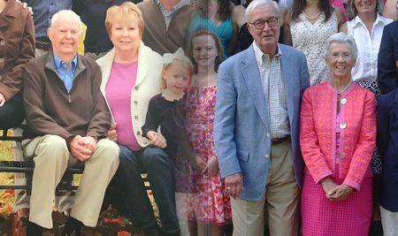 Cornerstones of the St. Leonard Community: Three Generation Families