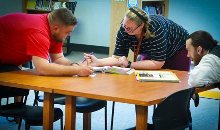 Connecting Student service To Our Community – St. Leonard Teachers
