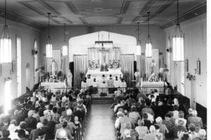 SFR old church photo