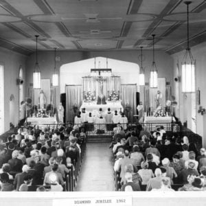 134th Anniversary of the Dedication of St Frances of Rome Church