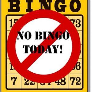 """""""Rome'n Seniors"""" & Leos on the Go"""" ~ September 9th BINGO Postponed!"""